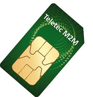 Nytt M2M abonnemang från Teltec Connect